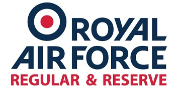 Logo for Royal Air Force (RAF)